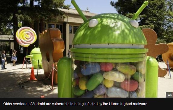 ទូរស័ព្ទ Android ច្រើនជាង ១០លានគ្រឿង រងគ្រោះ ព្រោះ មេរោគ ...